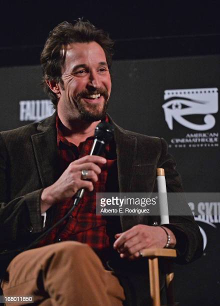 """Actor Noah Wyle attends Entertainment Weekly's CapeTown Film Festival presented by The American Cinematheque and sponsored by TNT's """"Falling Skies""""..."""