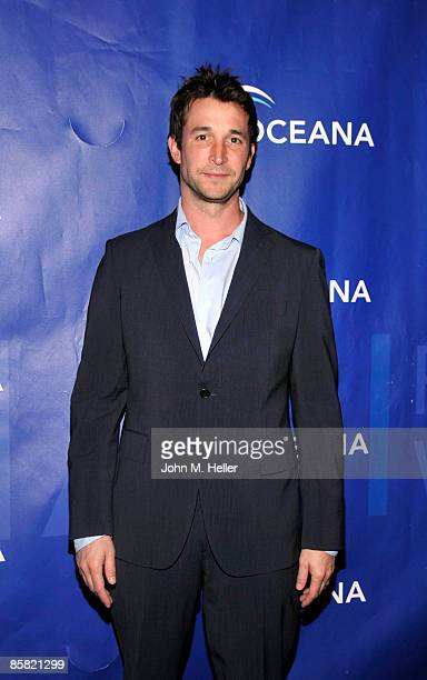 Actor Noah Wyle attends the 2009 Project Save Our Surf 1st Annual Surfathon and Oceana Awards at Shutters on the Beach Ballroom on April 5 2009 in...