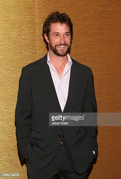 Actor Noah Wyle attends the 25th Annual Television Critics Association Awards Cocktail Reception at The Langham Resort on August 1, 2009 in Pasadena,...