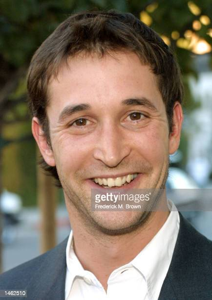 Actor Noah Wyle attends the Friars Club of California celebration honoring comedian Sid Caesar for his 80th birthday on October 6, 2002.