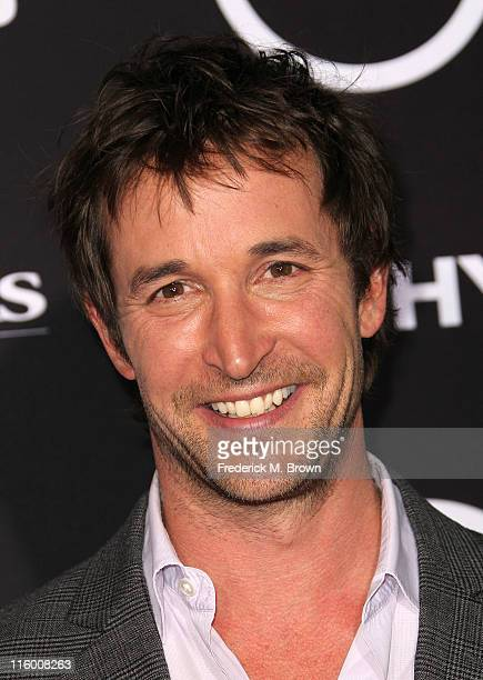 """Actor Noah Wyle attends the Premiere of TNT and Dreamworks' """"Falling Skies"""" at the Pacific Design Center Silver Screen Theater on June 13, 2011 in..."""