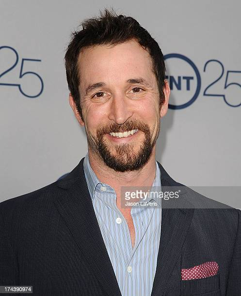 Actor Noah Wyle attends TNT's 25th anniversary party at The Beverly Hilton Hotel on July 24, 2013 in Beverly Hills, California.
