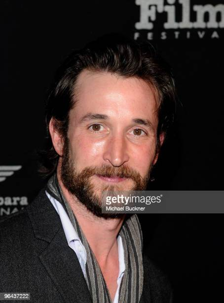 """Actor Noah Wylee attends the 25th annual Santa Barbara International Film Festival opening night screening of """"Flying Lessons"""" at the Arlington..."""