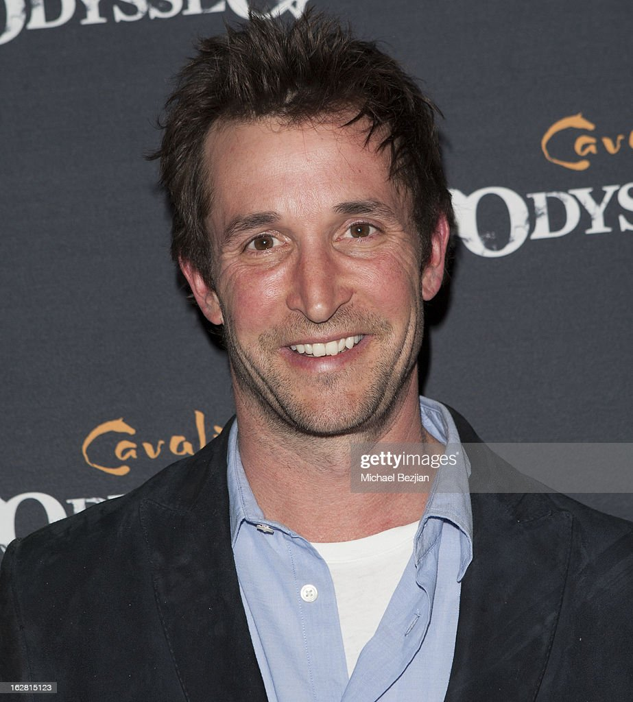 Actor Noah Wylie attends Celebrity Red Carpet Opening For Cavalia's 'Odysseo' at Cavalia's Odysseo Village on February 27, 2013 in Burbank, California.