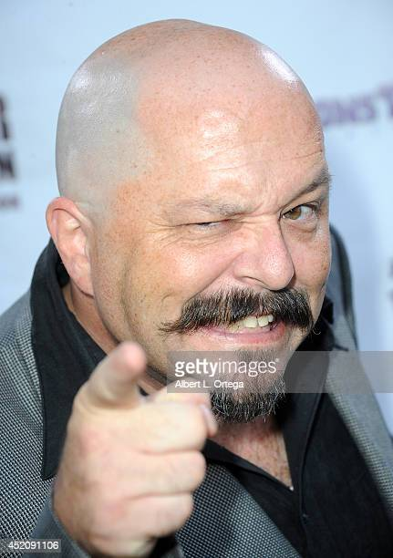 Actor Noel Jason Scott arrives for the 2014 Etheria Film Night held at American Cinematheque's Egyptian Theatre on July 12 2014 in Hollywood...