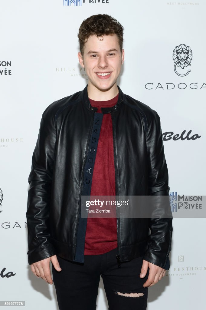 "Bello Magazine's December Issue Launch Party With ""Modern Family"" Star Nolan Gould"