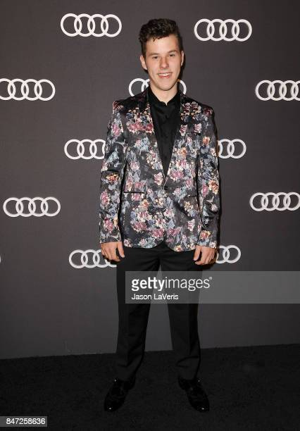 Actor Nolan Gould attends the Audi celebration for the 69th Emmys at The Highlight Room at the Dream Hollywood on September 14 2017 in Hollywood...