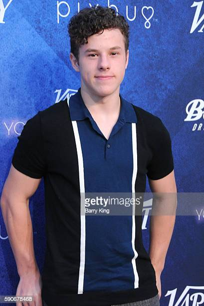 Actor Nolan Gould attends Variety's Power of Young Hollywood event, presented by Pixhug, with Platinum Sponsor Vince Camuto at NeueHouse Hollywood on...