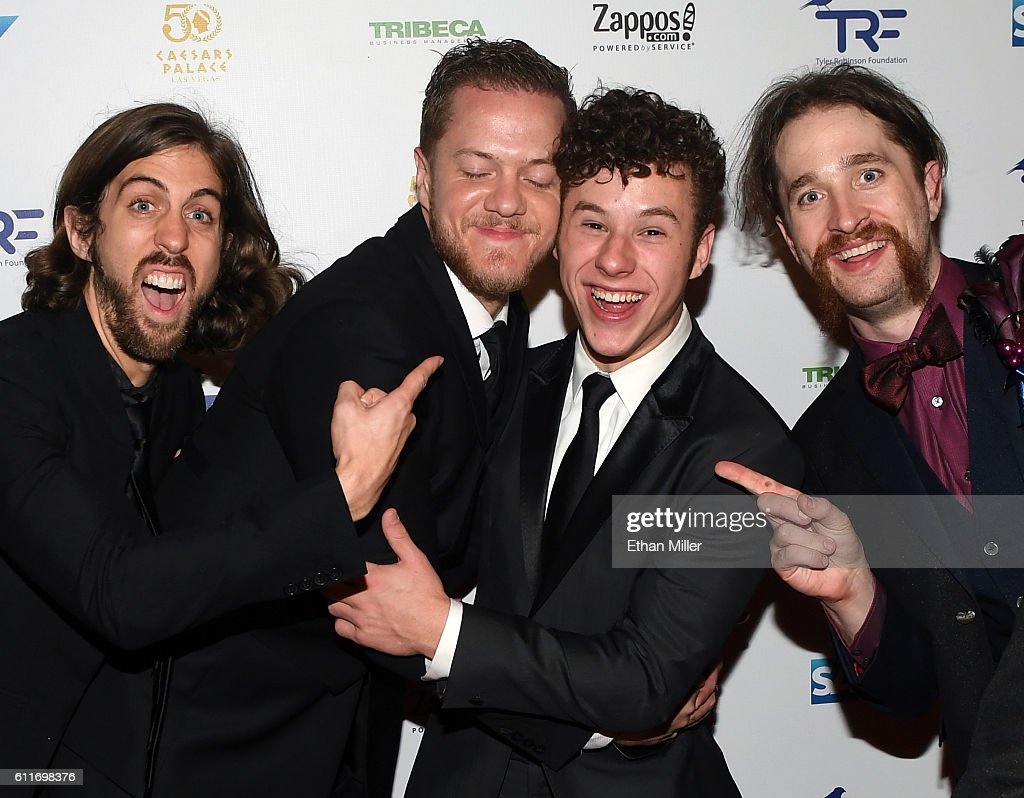 Imagine Dragons Perform At The Third Annual Tyler Robinson Foundation Gala