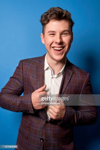 Actor Nolan Gould of ABC's ''Modern Family poses for a portrait during the 2020 Winter TCA at The Langham Huntington Pasadena on January 08 2020 in...