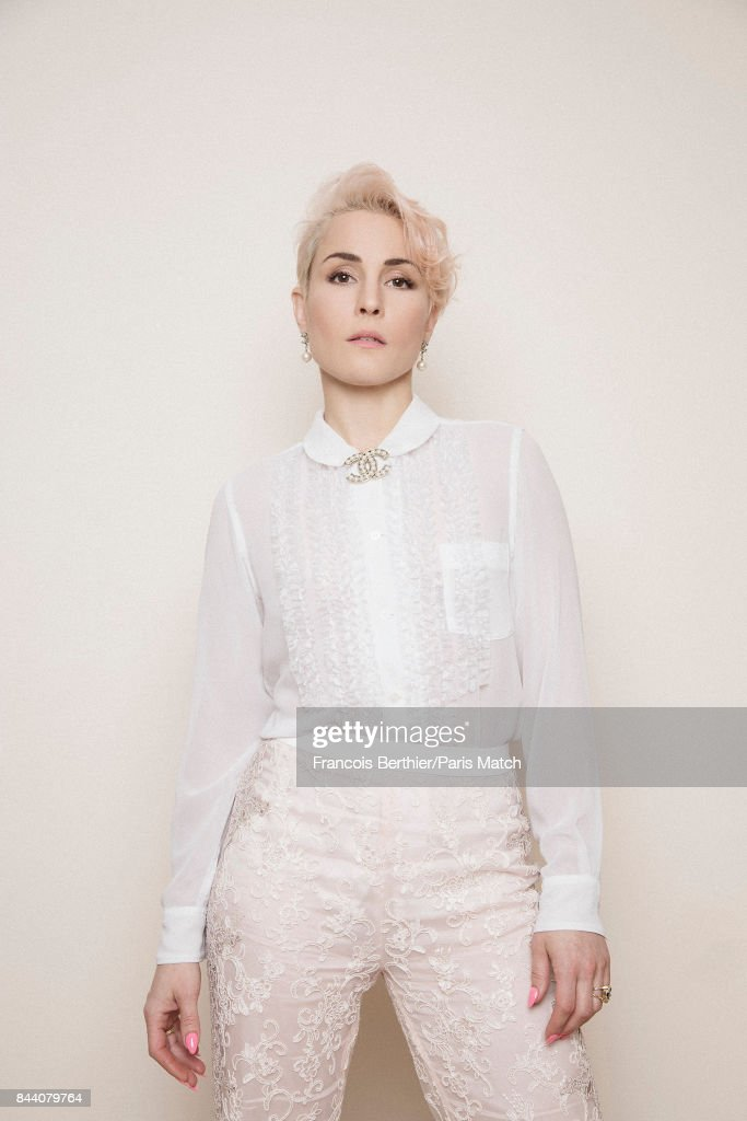 Noomi Rapace, Paris Match Issue 3563, September 6, 2017