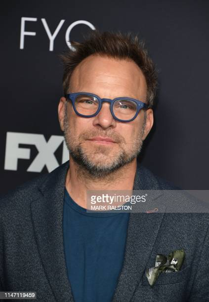US actor Norbert Leo Butz arrives for the FYC red carpet event of Fox21 TV Studios FX's Fosse/Verdon at the Samuel Goldwyn Theater in Beverly Hills...
