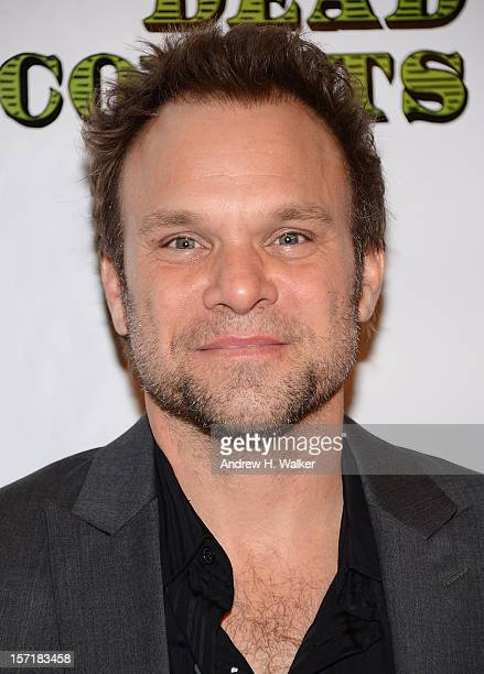 Actor Norbert Leo Butz attends the 'Dead Accounts' Broadway opening night after party at Gotham Hall on November 29 2012 in New York City