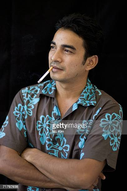 Actor Norman Bin Atun attends a photo session to promote the film 'Dont Want To Sleep Alone' during the seventh day of the 63rd Venice Film Festival...