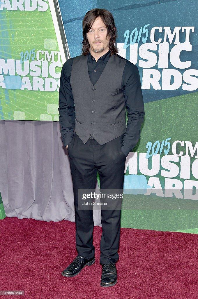 2015 CMT Music Awards - Arrivals