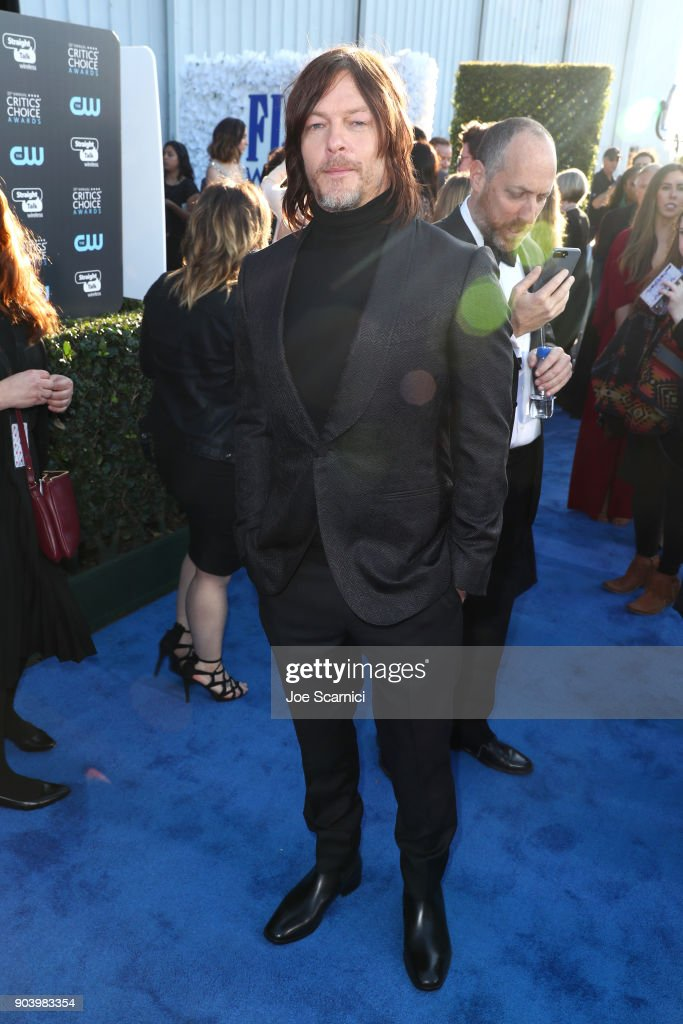 FIJI Water at the 23rd Annual Critics' Choice Awards