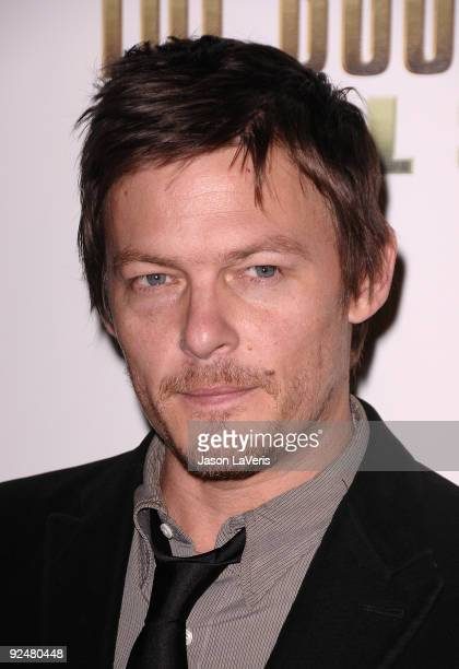 Actor Norman Reedus attends the premiere of 'The Boondock Saints II All Saints Day' at ArcLight Cinemas on October 28 2009 in Hollywood California