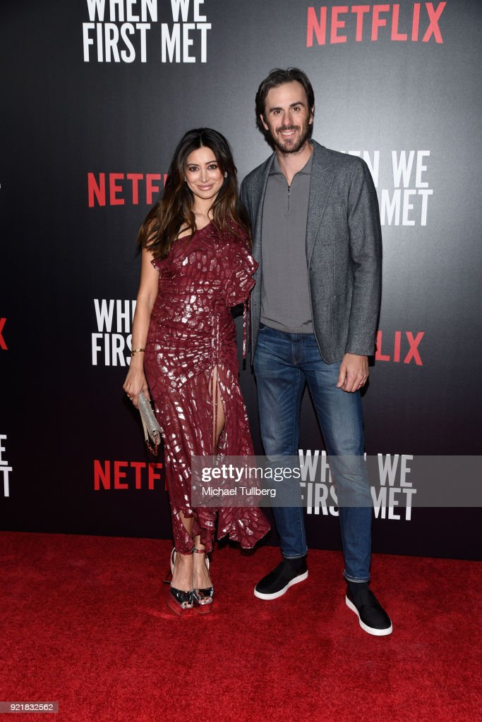 Special Screening Of Netflix's 'When We First Met' - Arrivals : News Photo