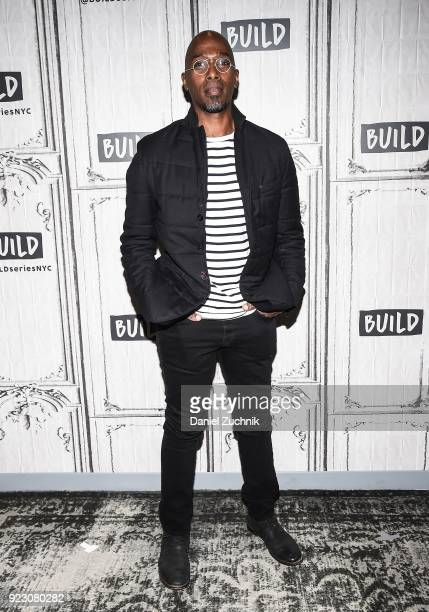 Actor Ntare Guma Mbaho Mwine attends the Build Series to discuss his Showtime show 'The Chi' at Build Studio on February 22 2018 in New York City