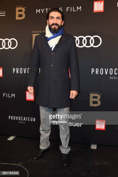 Actor Numan Acar attends the PLACE TO B PreBerlinale Dinner at Provocateur on February 7 2017 in Berlin Germany