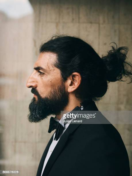 Actor Numan Acar is photographed for Self Assignment on May 2017 in Cannes France