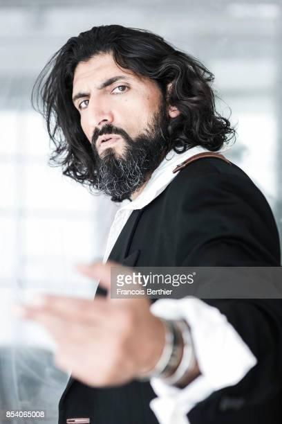 Actor Numan Acar is photographed on June 25 2017 in Paris France