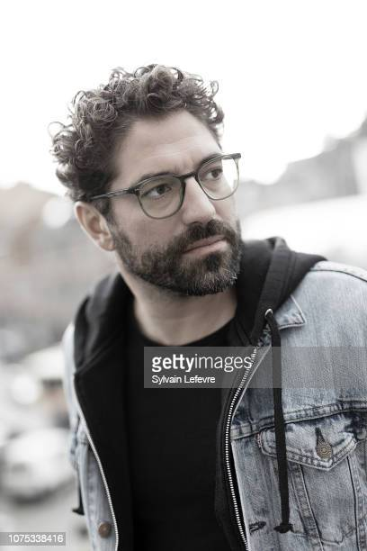 Actor Nuno Lopes poses for a portrait on October, 2018 in Namur, Belgium.