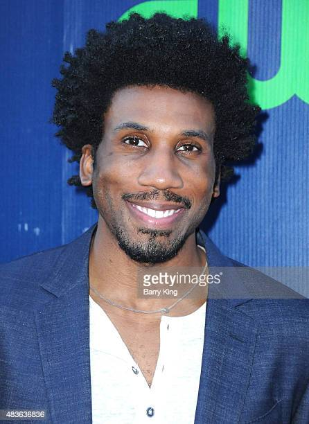 Actor Nyambi Nyambi attends CBS' 2015 Summer TCA Party at Pacific Design Center on August 10 2015 in West Hollywood California