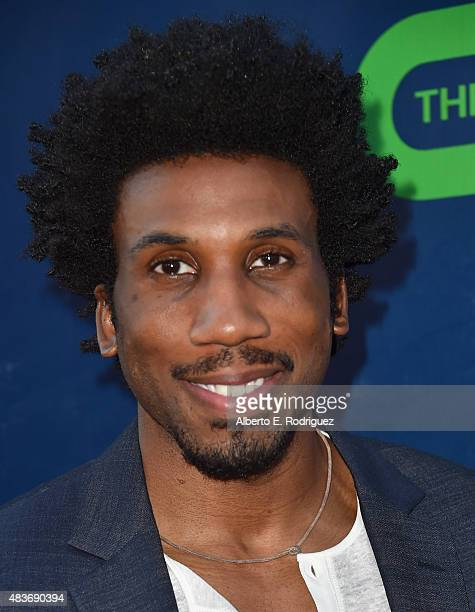 Actor Nyambi Nyambi attends CBS' 2015 Summer TCA party at the Pacific Design Center on August 10 2015 in West Hollywood California