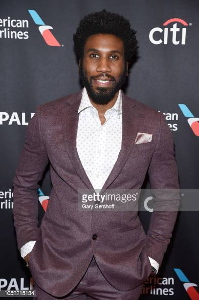 Actor Nyambi Nyambi attends 'The Good Fight' screening during PaleyFest NY 2018 at The Paley Center for Media on October 15 2018 in New York City
