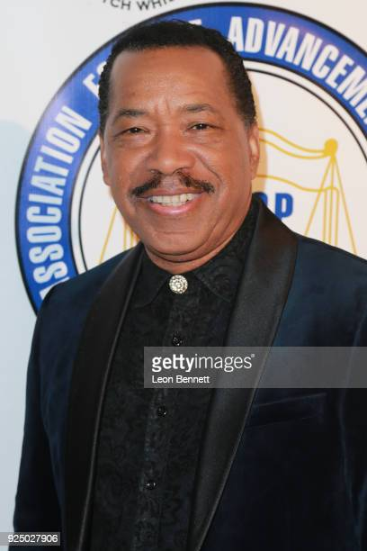 Actor Obba Babatund attends the 27th Annual NAACP Theatre Awards at Millennium Biltmore Hotel on February 26 2018 in Los Angeles California