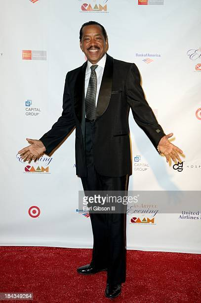 Actor Obba Babatunde attends An Artful Evening At CAAM Gala at the California African American Museum on October 12 2013 in Los Angeles California