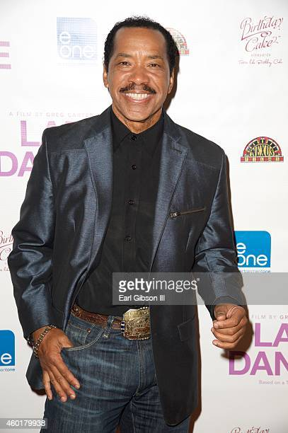 Actor Obba Babatunde attends the Los Angeles Premiere of the film Lap Dance at ArcLight Cinemas on December 8 2014 in Hollywood California