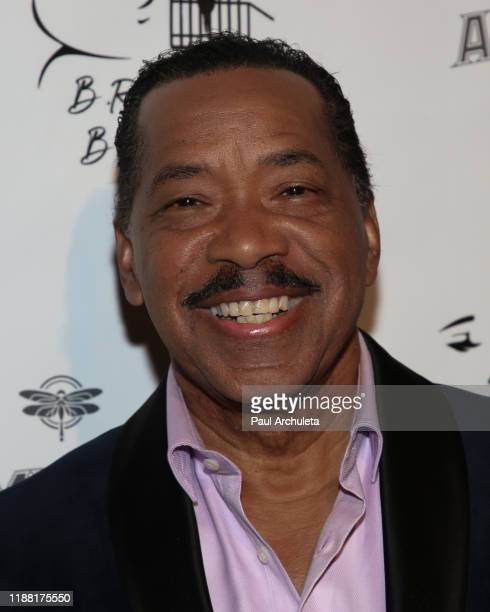 Actor Obba Babatunde attends the media night preview of BROKEN Code BIRD Switching at S Feury Theater on November 16 2019 in Los Angeles California