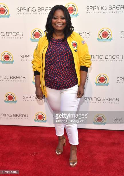Actor Octavia Spencer attends City Year Los Angeles Spring Break on May 6 2017 in Los Angeles California