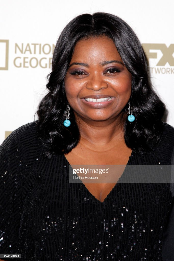 Actor Octavia Spencer attends FOX, FX and Hulu 2018 Golden Globe Awards After Party at The Beverly Hilton Hotel on January 7, 2018 in Beverly Hills, California.
