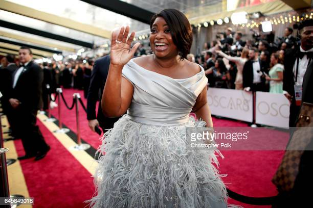 Actor Octavia Spencer attends the 89th Annual Academy Awards at Hollywood & Highland Center on February 26, 2017 in Hollywood, California.