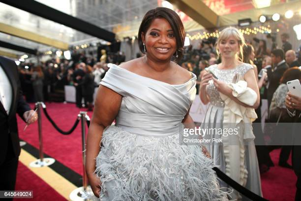 Actor Octavia Spencer attends the 89th Annual Academy Awards at Hollywood Highland Center on February 26 2017 in Hollywood California