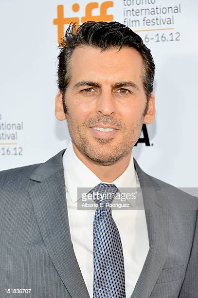 Actor Oded Fehr arrives at the 'Inescapable' Premiere during the 2012 Toronto International Film Festival at Roy Thomson Hall on September 11 2012 in...