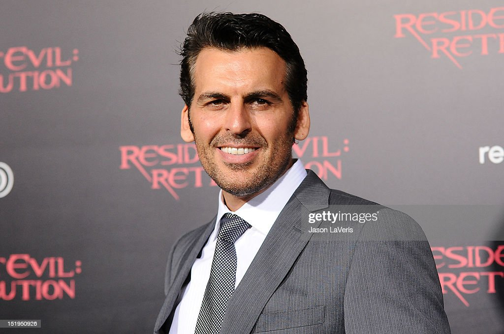 """Resident Evil: Retribution"" - Los Angeles Premiere : News Photo"