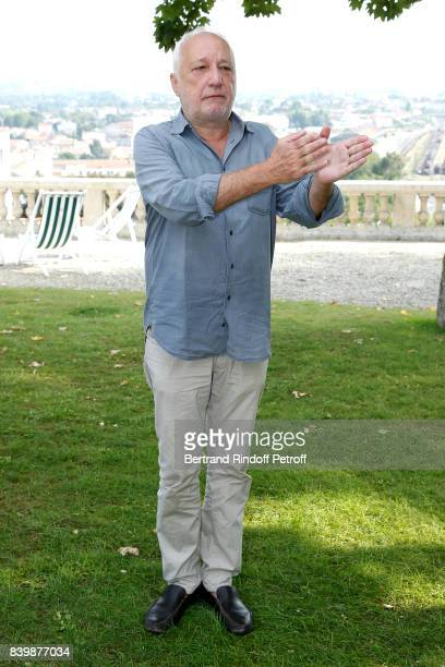 "Actor of the movie ""C'est tout pour moi"", Francois Berleand attends the 10th Angouleme French-Speaking Film Festival : Day Six on August 27, 2017 in..."