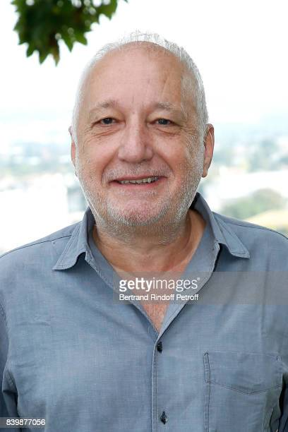 Actor of the movie 'C'est tout pour moi' Francois Berleand attends the 10th Angouleme FrenchSpeaking Film Festival Day Six on August 27 2017 in...
