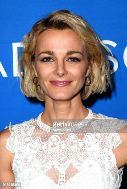 Actor ojana Novakovic attends a screening and QA for 'Instinct' on Day 3 of the SCAD aTVfest 2018 on February 3 2018 in Atlanta Georgia