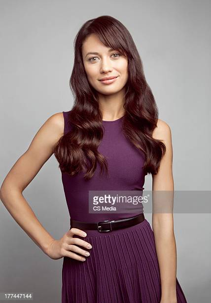 Actor Olga Kurylenko is photographed on September 11 2012 in Toronto Ontario