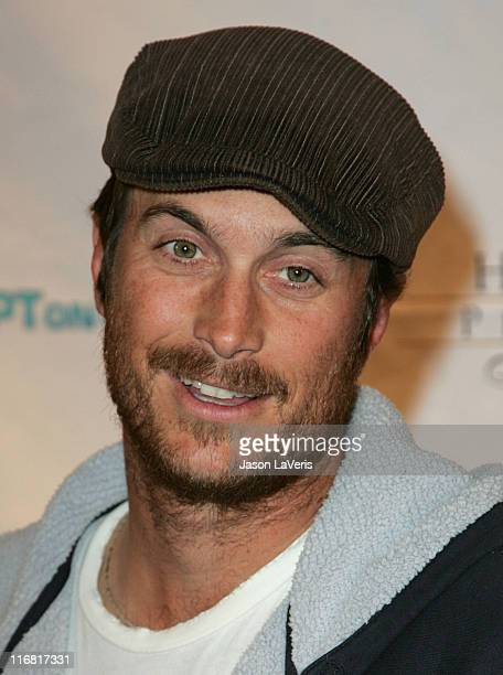 Actor Oliver Hudson attends the 6th Annual World Poker Tour Invitational Cocktail Party at the Commerce Casino on March 1 2008 in Los Angeles...