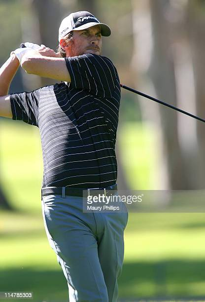 Actor Oliver Hudson attends the Callaway Golf Foundation Challenge benefiting the Entertainment Industry Foundation cancer research programs held at...