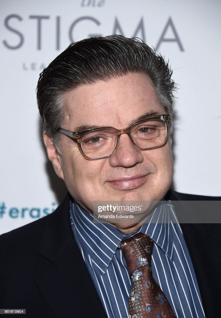 Actor Oliver Platt arrives at the Didi Hirsch Mental Health Services' 2018 Erasing The Stigma Leadership Awards at The Beverly Hilton Hotel on April 26, 2018 in Beverly Hills, California.
