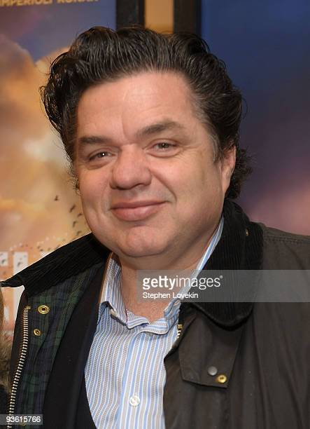 Actor Oliver Platt attends the special screening of ''The Lovely Bones'' at the Paris Theatre on December 2 2009 in New York City