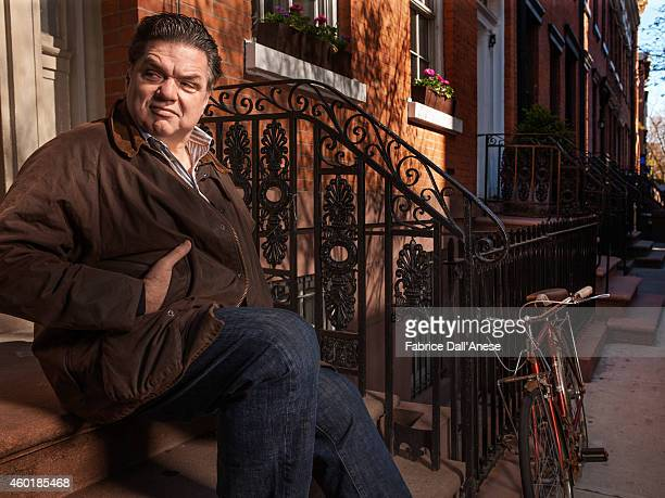 Actor Oliver Platt is photographed for Vanity Fair Italy on April 23 2014 in New York City