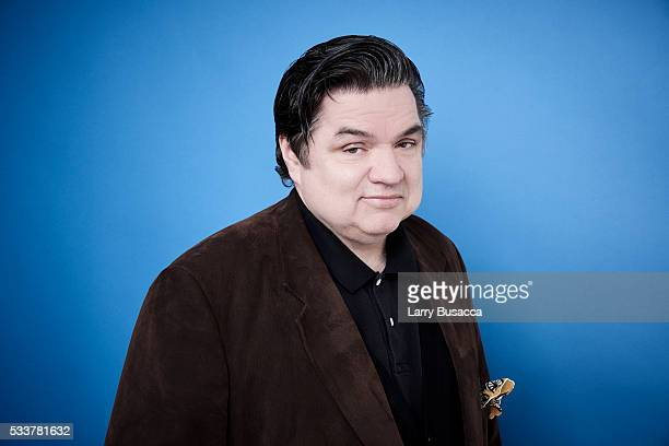 Actor Oliver Platt poses for a portrait at the Tribeca Film Festival on April 16 2016 in New York City